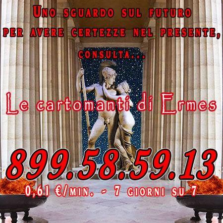 Le cartomanti di Ermes Cartomanzia a basso costo