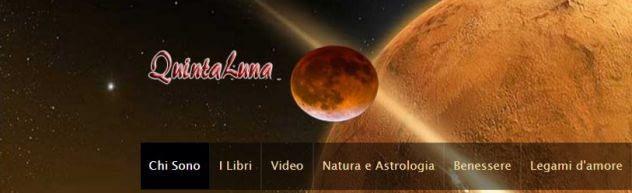 astrologia cartomanzia roma dimostrazione di capacita sensitiva QUINTA LUNA
