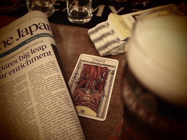 Curso Jogo de Cartas do Tarot