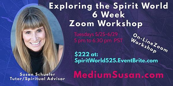 Exploring the Spirit World