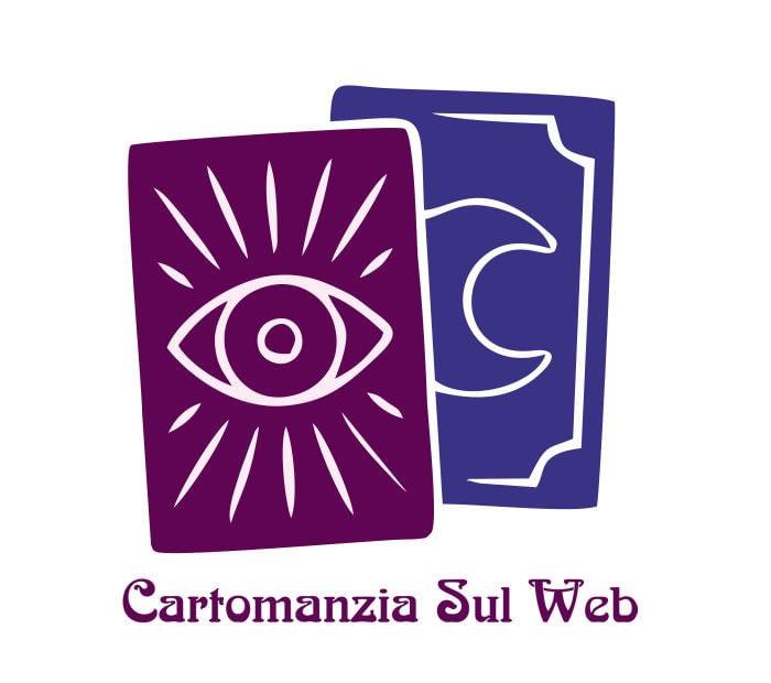 CartomanziaSulWeb logo quad